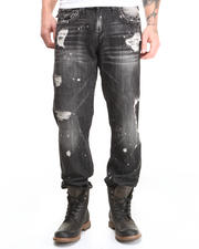 True Religion - Ricky Straight Grey Shade Jean
