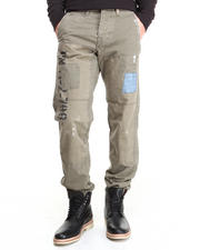 Men - Patch Utility Chino Pant
