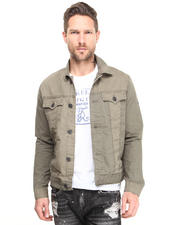 True Religion - Two Tone Trucker Jacket