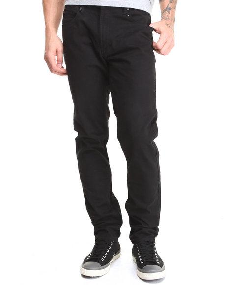 RVCA Black Daggers Twill Slim Fit Pants