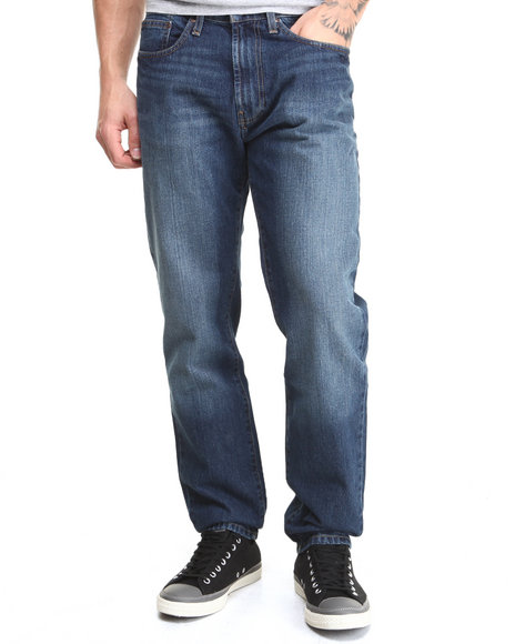 Nautica Medium Wash 5-Pocket Tapered Denim Jean