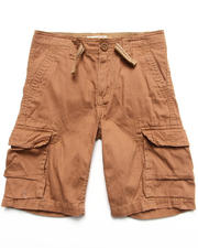 Sizes 4-7x - Kids - DECK CARGO SHORTS W/ DRAWCORD (4-7X)