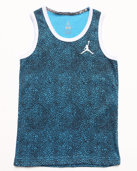 Air Jordan - FLY ELEPHANT TANK (8-20)