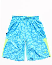 Shorts - S-FLIGHT PRINTED SHORTS (8-20)