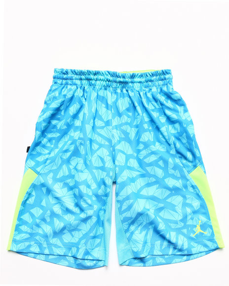 Air Jordan - S-FLIGHT PRINTED SHORTS (8-20)