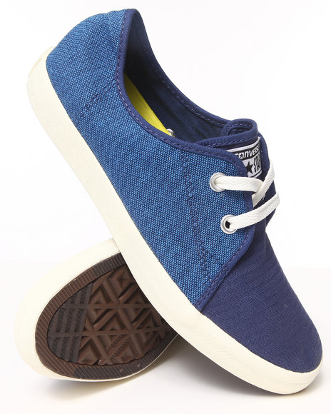 Converse - Men Blue All Star Riff Sneakers