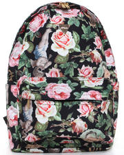 Bags - Angelic Rich Floral Backpack