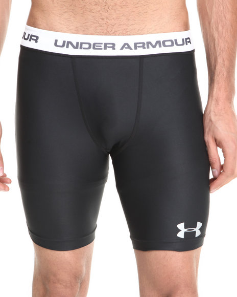 Under Armour Black Compression Shorts (Iso-Chill Cooling Technology)