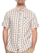 A Tiziano - Brandon S/S Button-Down