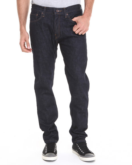Nautica Dark Wash 5 Pocket Tapered Denim Jean