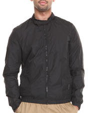 Members Only - Nylon Packable Jacket