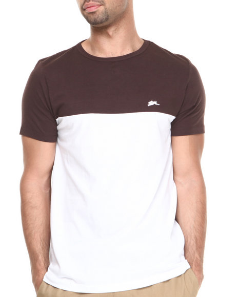 A Tiziano Brown Charlie T-Shirt