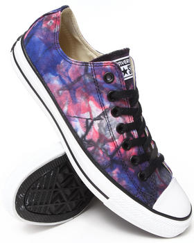 Converse - Tie Dye Canvas Chuck Taylor All Star Ox Sneakers
