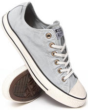 Footwear - Washed Canvas Chuck Taylor All Star Ox Sneakers