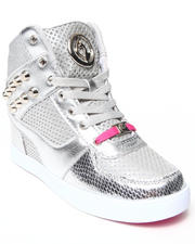 Women - Bree Grommet Trim Wedge Sneaker