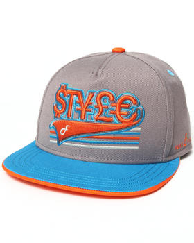 Basic Essentials - STYLECY SNAPBACK HAT