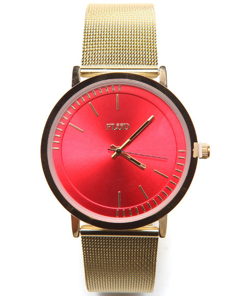 Flud Watches The Stunt Watch Black