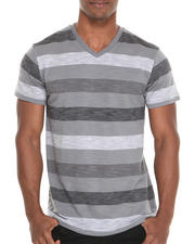 Men - Slub Jersey V-neck Tee