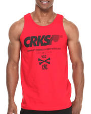 Men - Rebels Tank Top