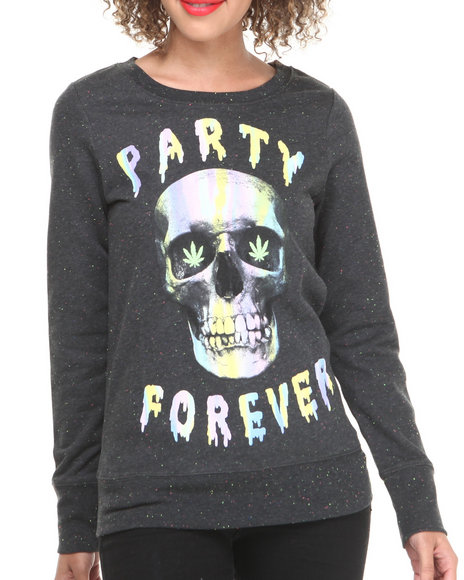 Glamour Kills Black Death Of The Party Top