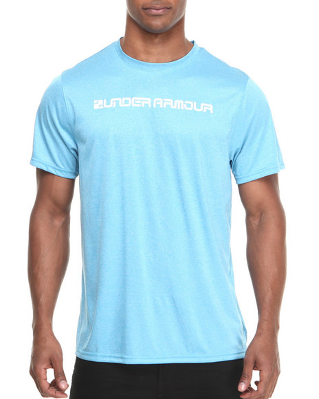 Under Armour - Indopass S/S Tee UPF 50 Protection & Hydro Armour)