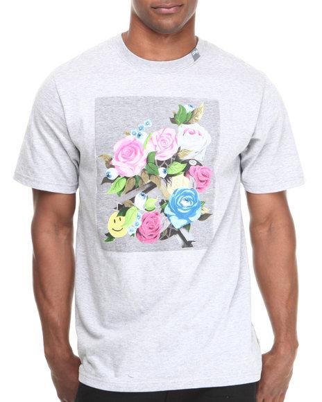 Lrg Grey T-Shirts