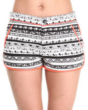 Bottoms - Sayla Ikat Shorts