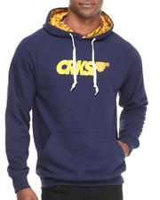 Men - Gradient Pistol Hooed Pullover