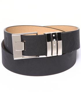 XOXO - Bling Silver Trim Pant Belt