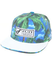 Basic Essentials - TROPICAL SNAPBACK