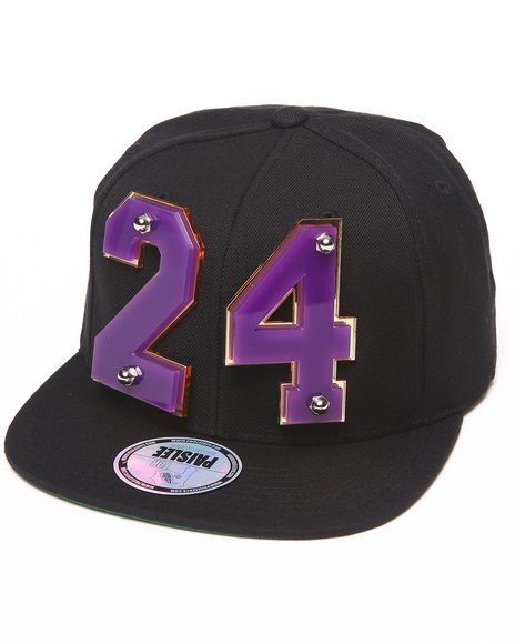 Paislee 24 Paislee Hat Purple
