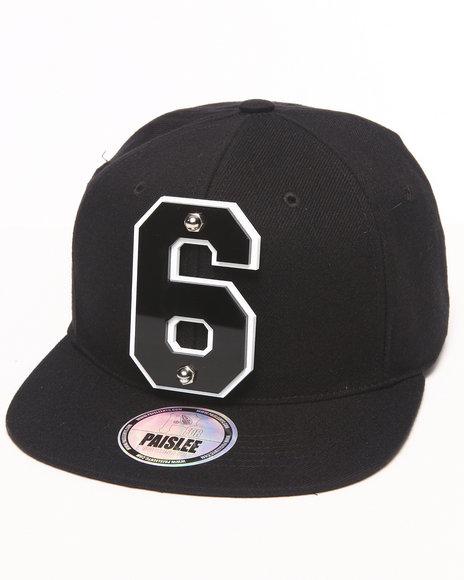Paislee 6 Paislee Hat Black