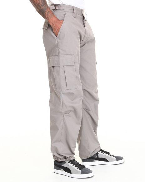 Grey Cargo Pants for Men