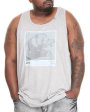 LRG - UNFOCUSED FOLKS TANK (B&T)