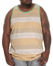 LRG - STAY GROUNDED TANK (B&T)