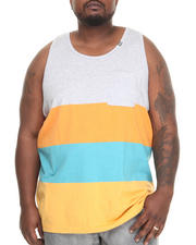 LRG - COLORS OF THE SEASON TANK (B&T)