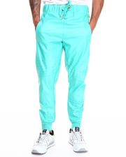 Men - Established Quilted Knee Drop Crotch Sweatpant