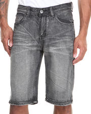 Buyers Picks - Ice Black Premium Wash Denim SHorts