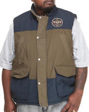 Men - Canvas Nylon Vest (B&T)