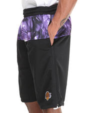 Men - Los Angeles Lakers Emerald Drawstring Shorts
