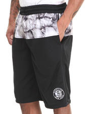 Men - Brooklyn Nets Emerald Drawstring Short