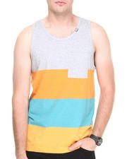 Men - COLORS OF THE SEASON TANK