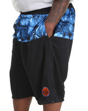 Men - New York Knicks Emerald Drawstring Shorts