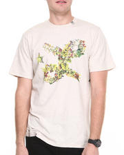 Shirts - FLORAL CURSIVE S/S TEE