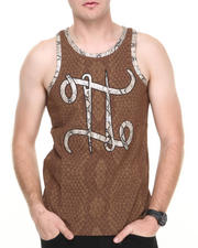 Tanks - Snake Tank Top