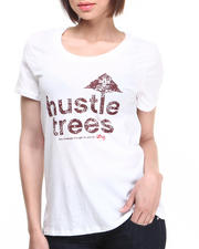 LRG - Hustle Trees Boyfriend Tee