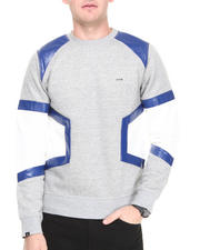 Kite Club - ron Block Crewneck sweatshirt