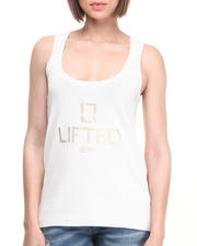 Women - Creme De La Verte Knit Tank Top