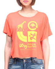 LRG - Four Icons Pop Icons Tee