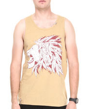 Men - CHIEFY LION TANK